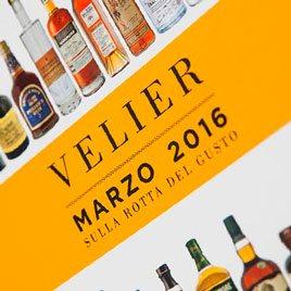 Advertising Velier Genova
